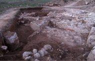 کشف اسکلت انسان دو متری دوره ساسانیان در کوهدشت
