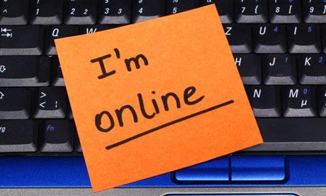 آنلاین باشید تا سلامت باشید!