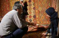 حمایت از هنر فرشبافی در نمایشگاههای صنایع دستی