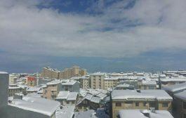 گزارش تصویری از نخستین روز اسفند در رشت برفی