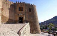 جوابیه میراث فرهنگی به خبر نمزدگی دیوار قلعه فلکالافلاک