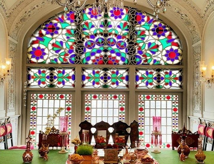 برگزاری جشن جهانی نوروز در کاخ گلستان