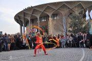 اجرای ۷نمایش خیابانی در ایام تعطیلات نوروز