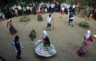 عروس گله آیین گیلانیان در نوروز