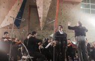 روسریهای ۳ هزار ساله بر سر دختران ارکستر ملی