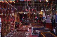 نمایشگاه سراسری صنایعدستی در کرمان گشایش یافت