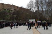 باغ گلستان میزبان نمایشگاه صنایع دستی