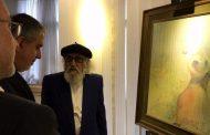وزیر ارشاد با حسین محجوبی دیدار کرد