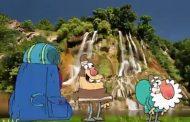 دیرین دیرین: آبشار بیشه