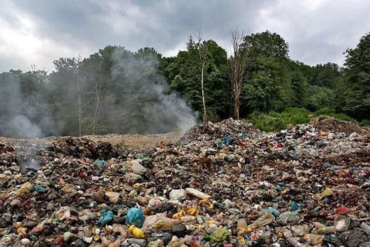 سطل زبالهای به وسعت جنگلهای شمال