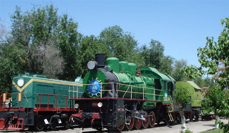 موزه راه آهن راهاندازی شد
