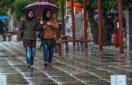 از جمعه بارندگی آغاز میشود