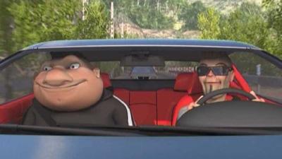 طنز/احتیاط! راننده مبتدی است