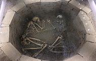 ۵هزار سال پیش ایرانیها چطور دفن میشدند؟ + تصاویر