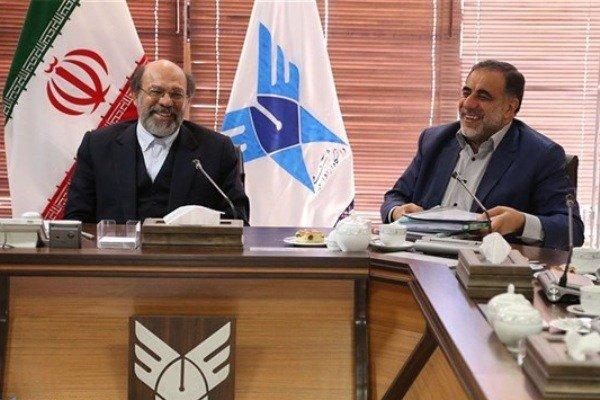 میرزاده برکنار و نوریان سرپرست دانشگاه آزاد شد