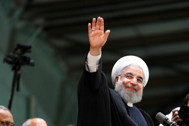 روحانی: برای اجرای خواسته ملت از هیچ چیز نمیهراسم