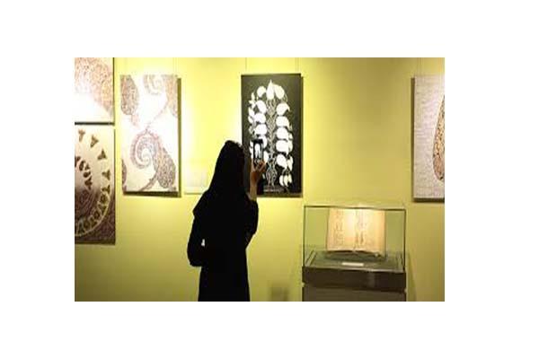 نمایشگاه سروستان در هنرایرانی گشایش مییابد