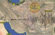 زلزله ۶ ریشتری در خراسان رضوی