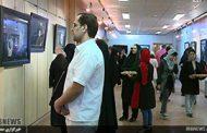 برپایی نمایشگاه طراحی سیاه قلم هنرمندان خرمآبادی