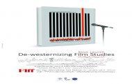 غربیزداییِ مطالعات فیلم، در جشنواره جهانی رونمایی میشود