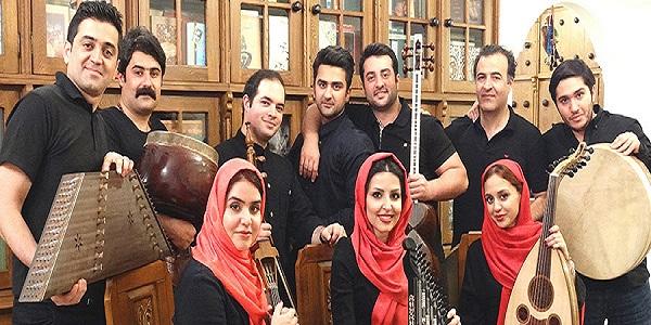 کنسرت لری و فارسی در نیاوران