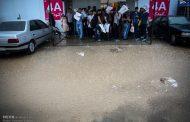 هیچ گزارشی از تجمع بیش از سه قطره باران در شهر تهران دریافت نکردهایم