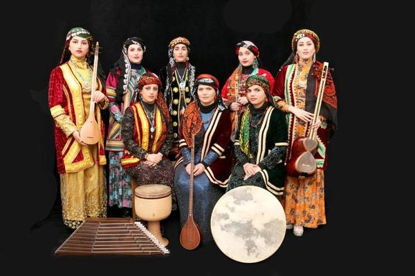 کنسرت گروه گلاره در ارسباران برگزار شد