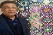 عبدالرضا اکبری مراسم قطع دست در اسپوکن را افتتاح میکند