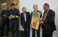 برگزاری بزرگداشت استاد شکارچی در درهشهر