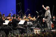 ارکستر ملی در چهلستون مینوازد