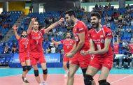 پیروزی والیبالیستهای ایران برابر لهستان