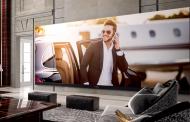 معرفی بزرگترین تلویزیون ۴K دنیا