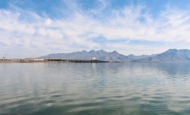 تثبیت وضعیت دریاچه ارومیه به رغم کاهش نزولات جوی