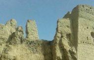 قلعه ایرندگان خاش فرو ریخت