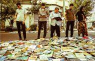 مردم کتاب کهنه میخرند