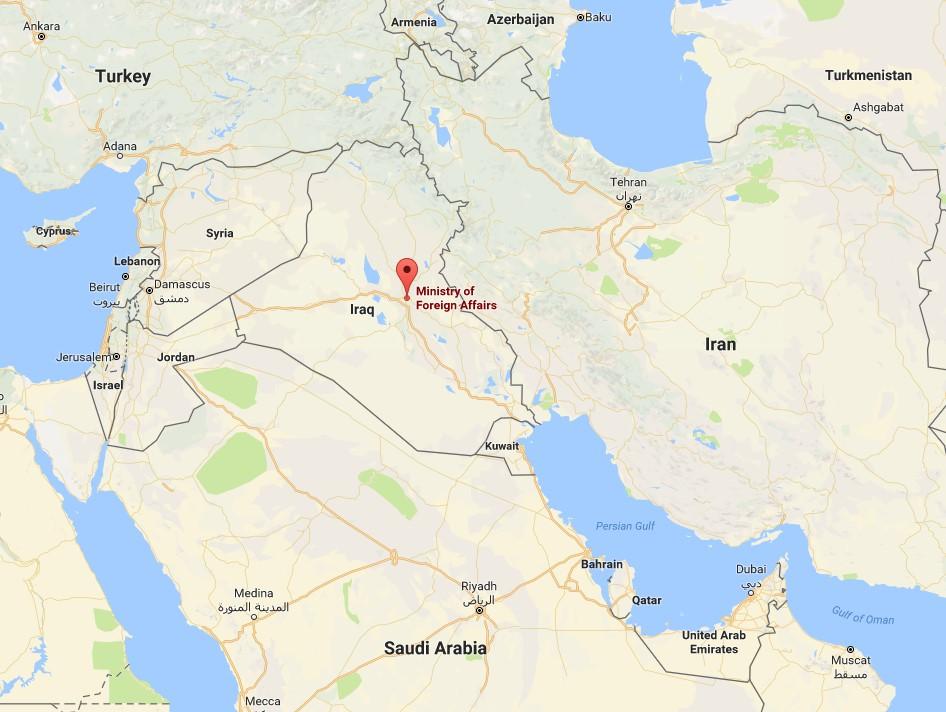 انزوا و فشار بر کردهای عراق