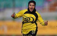 فروغ موری زن سال فوتبال ایران شد
