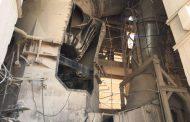 آغاز عملیات کاهش آلودگی کارخانه سیمان دورود