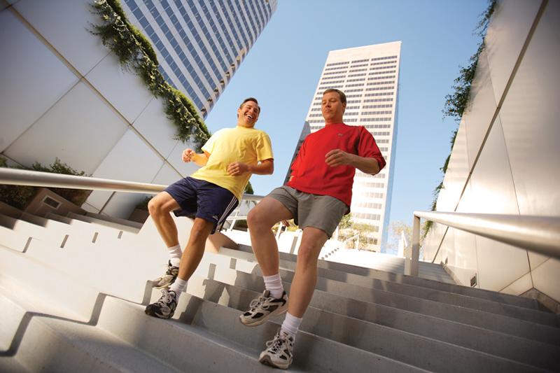 پله نوردی و سلامت