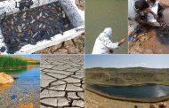 تراژدیِ تالاب ۱۱ هزار ساله پلدختر