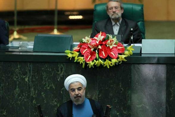 مراسم تحلیف رئیسجمهور دوازدهم برگزار شد