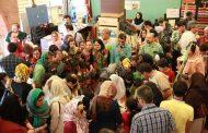 سهم ویژه کودکان در جشنواره لاکپشت پرنده