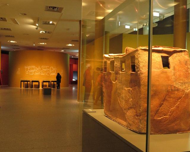 پایان نمایشگاه «ایران، فرهنگ کهن بین آب و بیابان» در آلمان