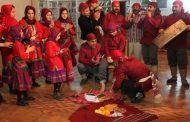 آیین حنابندان قوم قزلباش استان گلستان ثبت شد