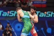 ۳ مدال برنز فرنگیکاران ایران در ۴ وزن نخست