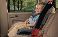 با صندلی کودک، جان کودکتان را حفظ کنید