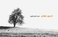 معرفی آلبوم از زبور تنهایی