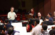 لیندا کیانی راوی ارکستر سمفونیک تهران شد