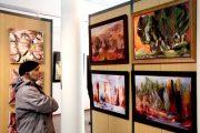 گالریگردی در تهران