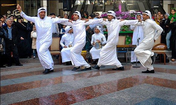 جوان رقاص عربستان را به هم ریخت